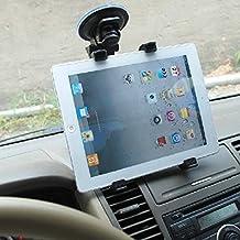 Soporte de Coche para Tablet, Danibos Universal Auto de Montaje del Coche del Sostenedor del Coche para las Tabletas iPad Mini / iPad Air 2/ iPad Air/ iPad 4 / iPad 3 / iPad 2 Samsung Galaxy Tab Tab S2 S Tab 4 Tab 3, etc.
