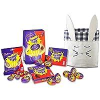 Cadbury Creme Eggs Variety by The Yummy Palette   Cadbury Creme Eggs Pack Cadbury Cream Egg in Cute Bunny Basket