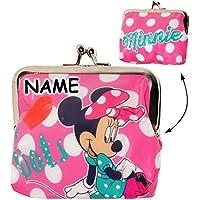ad863b00df357 alles-meine.de GmbH Geldbörse - Disney Minnie Mouse - Clip - Geldbeutel