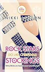 Rock Stars Do Like Christmas Stockings (Rock Stars Don't Like... Book 3)