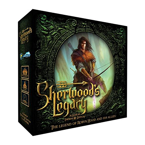SHERWOODS LEGACY   ENGLISH