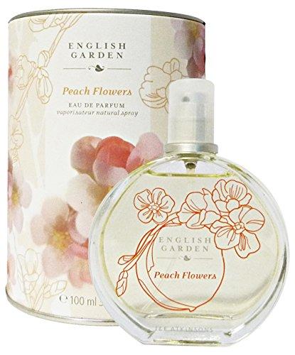 English Garden Eau de Parfum aux fleurs de Pécher 100 ml Spray Femme