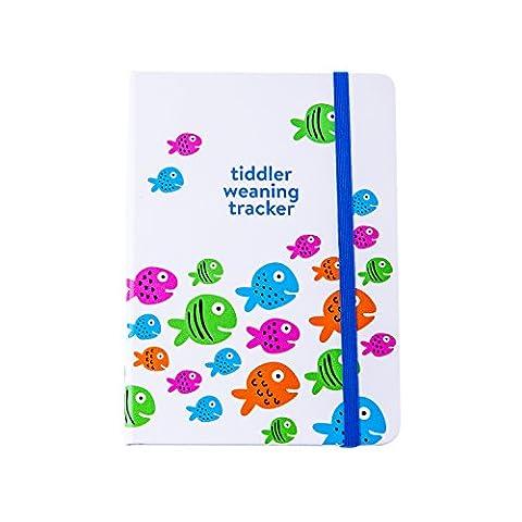 tiddler Sevrage Tracker–de luxe pour le Sevrage de bébé, et de couchage à Journal/Carnet de suivi B6