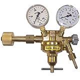 Druckminderer Sauerstoff 300 Bar / 0 - 10 Bar Gase Dopp - mit Handanschluss
