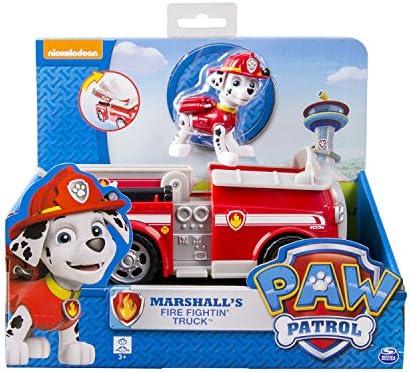 Patrouille Canine – Véhicule de Base avec Figurine Marshall et Son Véhicule [Parent]   Distinctif
