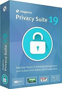 Avanquest Steganos Privacy Suite 19 Software
