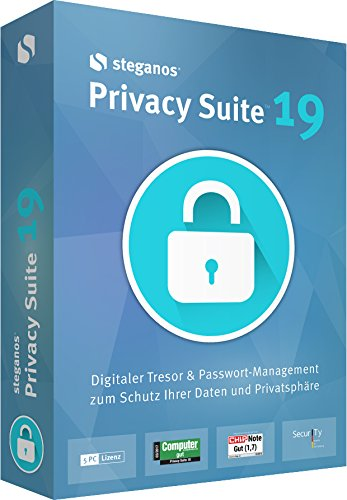 Avanquest Steganos Privacy Suite 19 Software