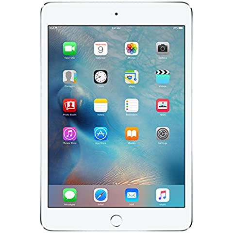 Apple iPad 64GB Wi-Fi + 4G 64GB 3G 4G Plata - Tablet (Apple, A8, M8, 2048 x 1536 Pixeles, Multi-touch,