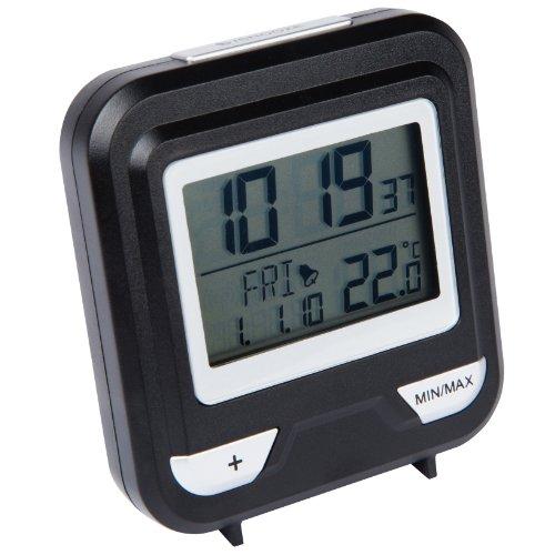 Ultranatura 200100000002 Thermometer mit Uhr - 10 Funktionen