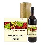 Namenswein 'Regent' - Rotwein