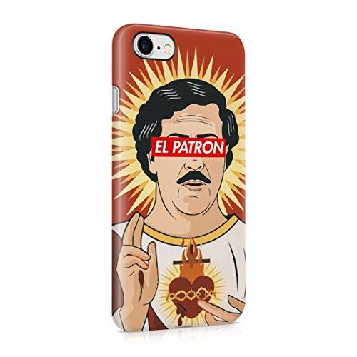narcos-pablo-escobar-jesus-el-patron-iphone-7-hard-plastic-phone-case-cover