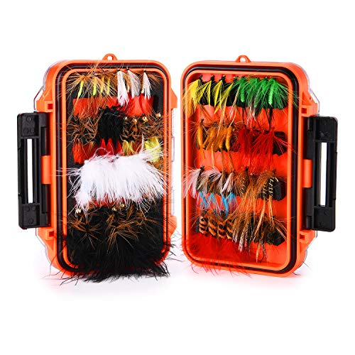 Magreel Fishing Lures 64pcs/120p...