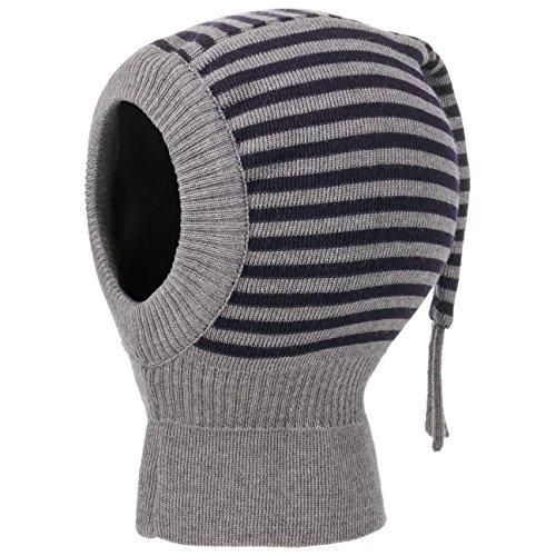 maximo Kids Jungen Zipfelmütze, Schlupfmütze Andi in grau/meliert, Hüte & Mützen:47