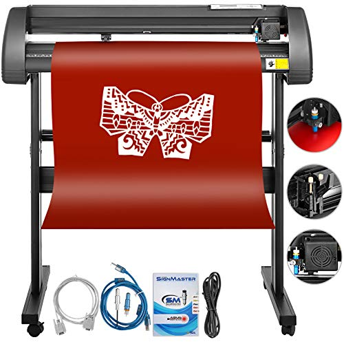 720mm Plóter de Corte 28 pulgadas Máquina de Plotter Plóter Máquina para Hacer Signo con Escáner Signmaster Software Cutter Plotter Característica: Presión del cortador: 10-500g. Velocidad de corte: 10-800 mm por segundo. El diseño avanzado ...