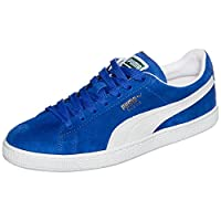 Puma Suede-Classic+ red Shoes For Men, Size 44 EU