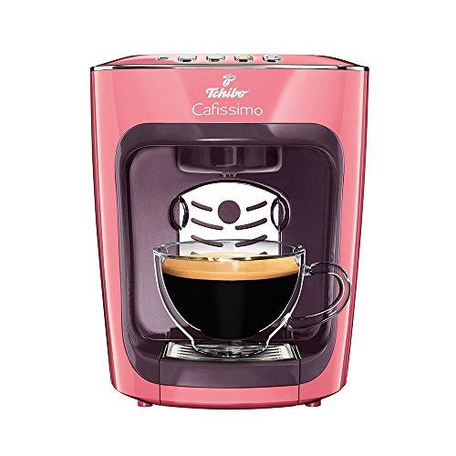 Tchibo Cafissimo mini Kaffeemaschine, Charming Coral