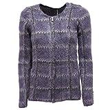 2222R maglione donna FRED PERRY multicolor sweatshirt woman [L]