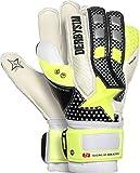 Derbystar Goalie Kratos, 4, weiß schwarz gelb, 2674040000