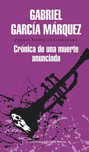 Crónica de una muerte anunciada (CONTEMPORANEA): Amazon.es