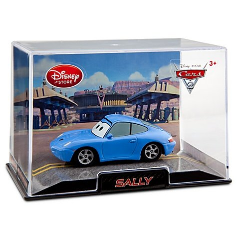 Preisvergleich Produktbild Disney Pixar Cars Exclusive 1:48 Die Cast Car SALLY (Disneystore exclusive) by Disney