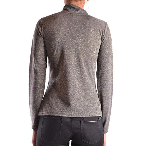 Tshirt Manica Lunga Armani Jeans Grigio