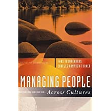 Managing People Across Cultures (Culture for Business Series) by Fons Trompenaars (2004-06-07)