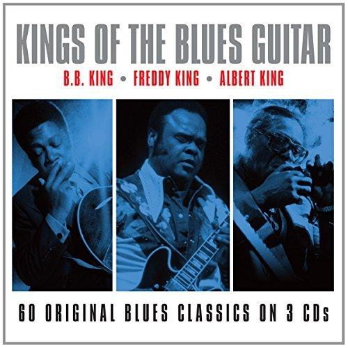Kings Of The Blues Guitar (Updated & Reissued) [3CD Box Set] by B.B. King Albert King-box