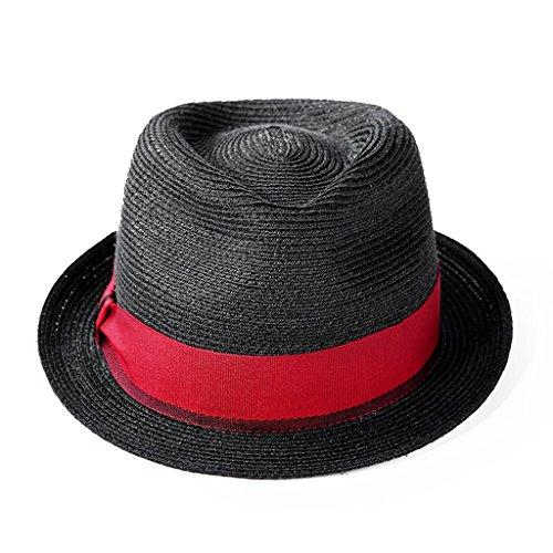 eizeit Strohhut Sommer Herrenmode British Gentleman Hat Sonnenhut Boutique ()