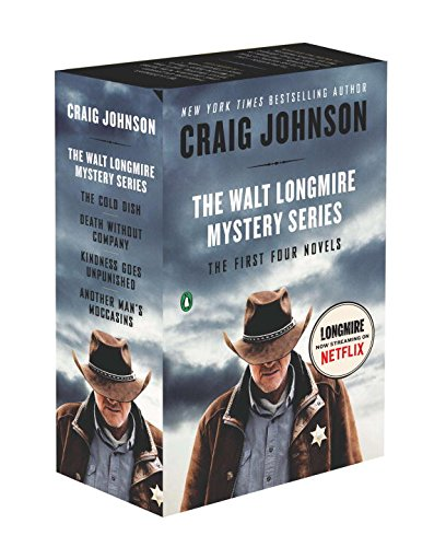The Walt Longmire Mystery Series Boxed Set Volumes 1-4 (Walt Longmire Mysteries) (Sheriff Baseball)