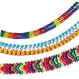 Susy Card 11221017 - Guirnalda de papel para fiestas (5 unidades)