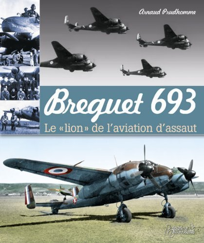 BREGUET 693 (French Edition) by Arnaud Prudhomme (2011-09-01)