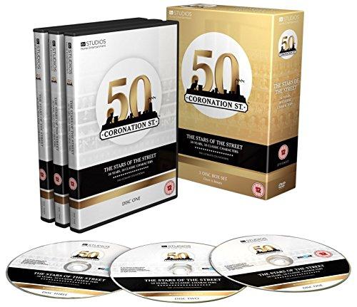 The Stars Of Coronation Street - 50 Years, 50 Classic Characters