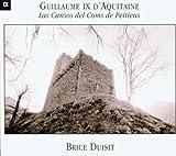 Guillaume IX d'Aquitaine: Las Cansos del Coms de Peitieus