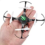 Sannysis? JJRC H8 Mini 2.4G 4CH 6 assi rtf RC Quadcopter Led Night Lights CF...