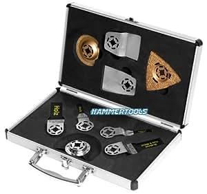 Voltec Multi Werkzeug Set für Fein und Bosch PMF 180