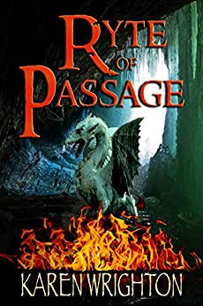 Ryte of Passage (The Afterland Chronicles Book 2) by [Wrighton, Karen]