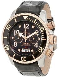 VIP Time VP8016BK - Reloj para mujeres