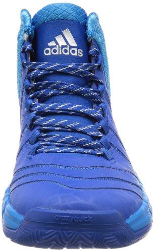 Schuhe Blau Turnschuhe High Adidas Basketball 2 Sneaker Crazyquick txq64