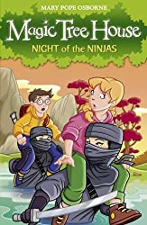 Magic Tree House 5: Night of the Ninjas