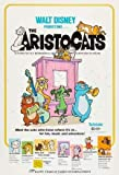THE ARISTOCATS - Imported Movie Wall Poster Print - 30CM X 43CM Brand New Disney