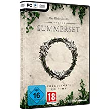 The Elder Scrolls Online: Summerset - Collectors Edition [PC]