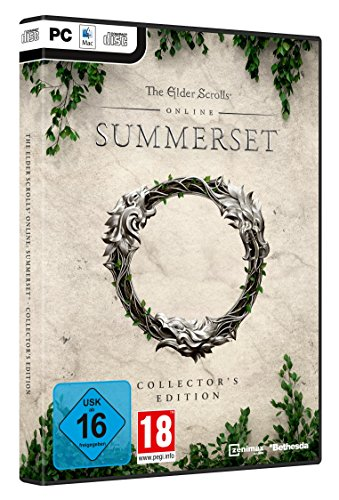 The Elder Scrolls Online: Summerset - Collectors Edition [PC] (Elder Scrolls Online-pc)