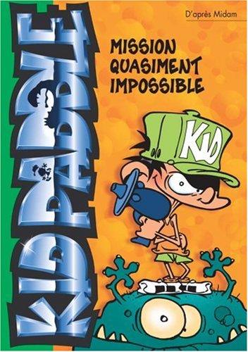 Kid Paddle, numéro 1 : Mission quasiment impossible