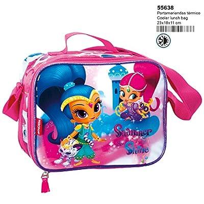 Disney Portameriendas Color (Multicolour) 23 cm Montichelvo 55638 por Montichelvo