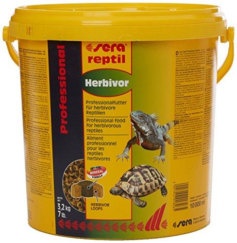 sera 01825 reptil Professional Carnivor 10 l - Fleisch fressende Reptilien ernähren wie die Profis