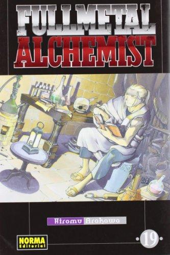 Fullmetal Alchemist 19 Cover Image