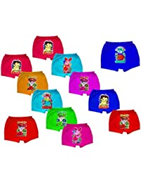 Baby Panties 0-3 Months Girls Boys Combo Pack or Underwear | 12 Piece | Apna_Showroom