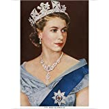 Photographic Print of Elizabeth II - Queen of the United Kingdom and Commonwealth