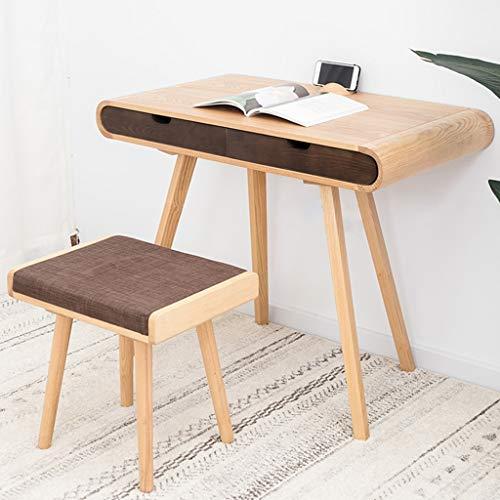 Toeletta Comodini,specchiere tavoli di medicazione in Legno massello Camera  da Letto scrivanie Mini Flip tavoli Camera da Letto tavolini da Toilette ...