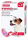 Beaphar Fiprotec Spot On Small Dog, 6 Pipettes